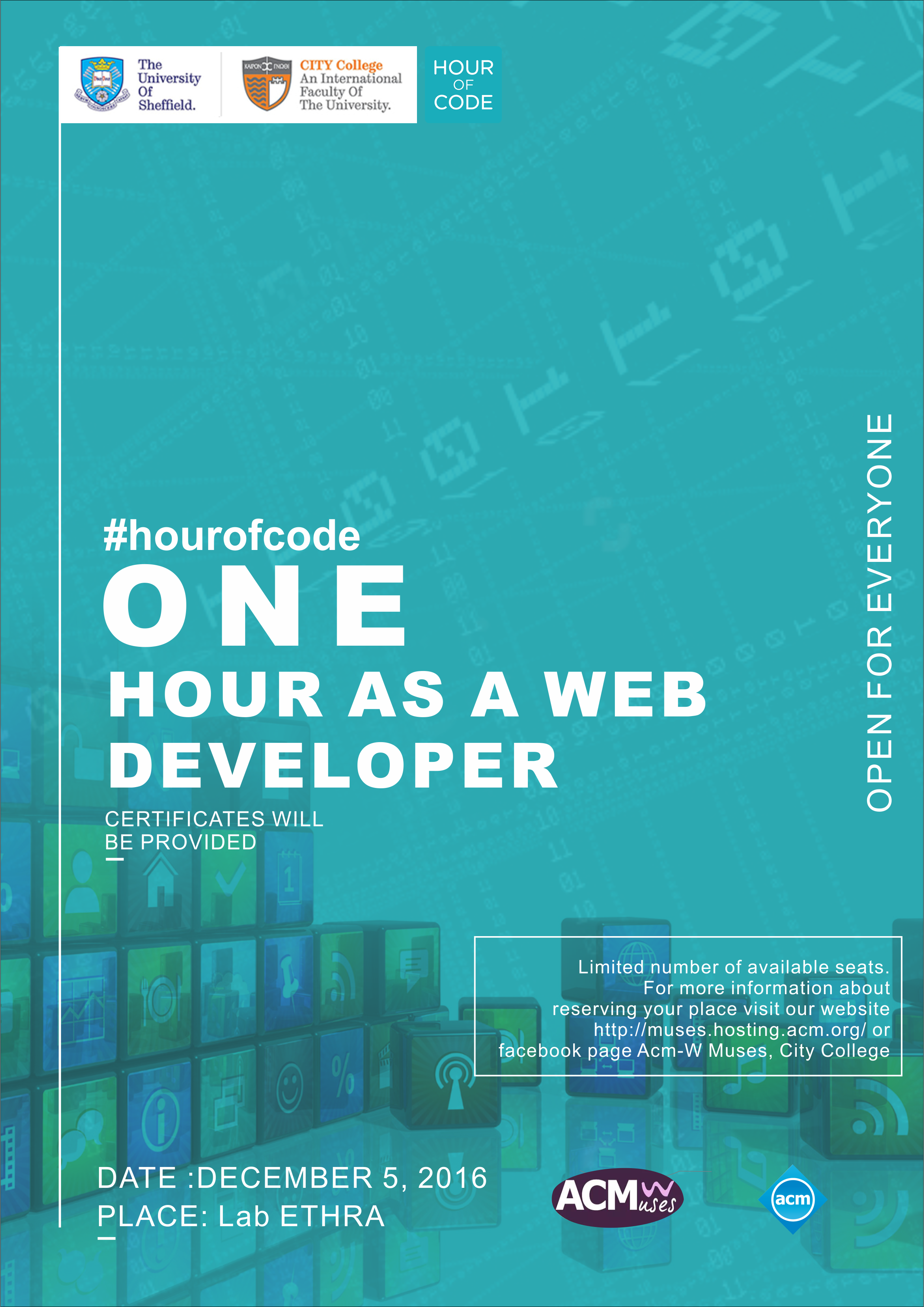 Hour of Code | ACM-W, City College